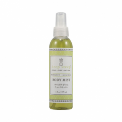 Body Mist  Honeydew  Spearmint, 6 fl oz (177 mL) Liquid