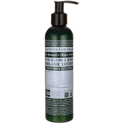 Magic Organic Lotion for Hands & Body  PatchouliLime, 8 fl oz (237 mL) Lotion