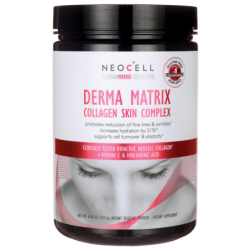 Derma Matrix Collagen Skin Complex, 6.46 oz (183 grams) Pwdr