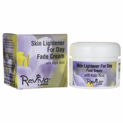 Skin Lightener For Day Fade Cream with Kojic Acid, 1.5 oz Cream