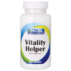 Vitality Helper, 60 Caps