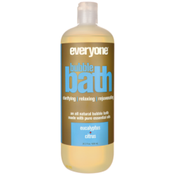 Everyone Bubble Bath  Eucalyptus  Citrus, 20.3 fl oz (600 mL) Liquid