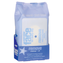 Everyone Face Remove Towellettes, 30 Ct