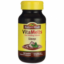 VitaMelts Sleep  Chocolate Mint, 100 Tabs