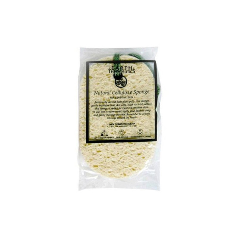 Natural Cellulose Sponge, 1 Unit