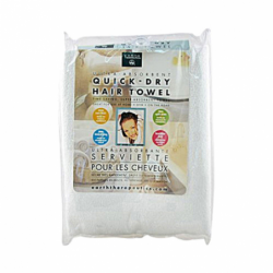 QuickDry Hair Towel, 1 Unit