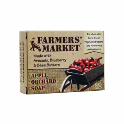 Apple Orchard Soap, 5.5 oz Bar(s)