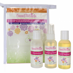 3 Step Cleansing Starter Kit, 1 Kit