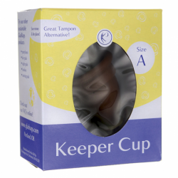 Keeper Cup  Size A, 1 Ct