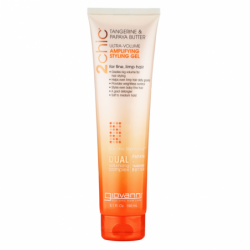 2Chic Amplifying Styling Gel  Tangerine & Papaya Butter, 5.1 oz Gel