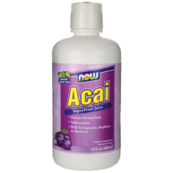 Acai SuperFruit Juice, 32 fl oz (946 mL) Liquid