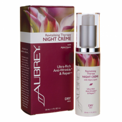 Revitalizing Therapy Night Creme w Alpha Lipoic Acid, 1 fl oz (30 mL) Cream