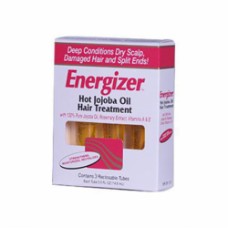 Energizer Hot Jojoba Oil Hair Treatment, 1 Kit