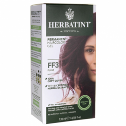 Permanent Haircolor Gel FF3 Plum, 1 Box