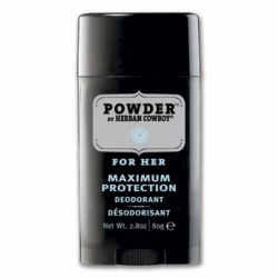 Maximum Protection Deodorant  Powder For Her, 2.8 oz (80 grams) Stick(s)