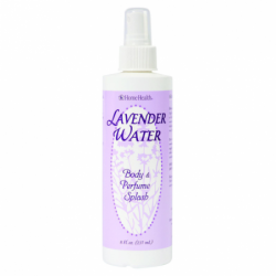 Lavender Water Body & Perfume Splash, 8 fl oz (237 mL) Liquid