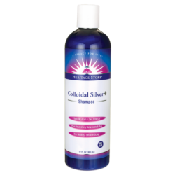 Colloidal Silver Shampoo, 12 fl oz (360 mL) Liquid