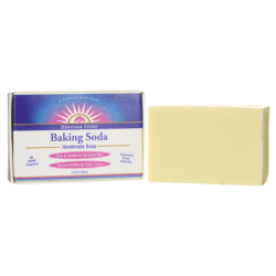 Baking Soda Handmade Soap, 3.5 oz (100 grams) Bar(s)