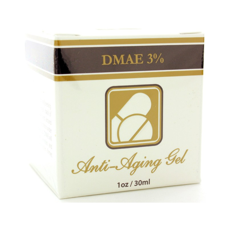 DMAE 3 AntiAging Gel, 1 oz (30 mL) Gel