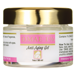 DMAE 1 AntiAging Gel, 1 oz (30 mL) Gel