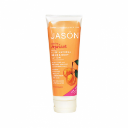 Glowing Apricot Hand & Body Lotion, 8 oz (250 grams) Lotion
