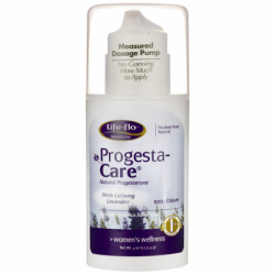 ProgestaCare with Calming Lavender, 4 oz Cream