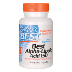 Best AlphaLipoic Acid 150, 150 mg 120 Caps
