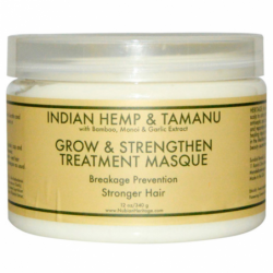 Grow & Strengthen Treatment Masque, 12 oz Jar