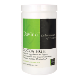 Cocoa HGH, 16.4 oz (465.2 grams) Pwdr