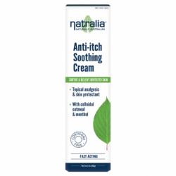 Antiitch Soothing Cream, 3 oz (85 grams) Cream