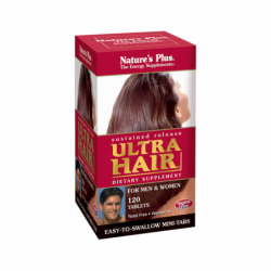 Ultra Hair Sustained Release, 120 Tabs