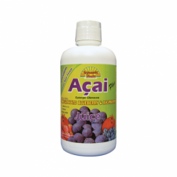 Acai Plus Juice Blend, 32 fl oz (946 mL) Liquid