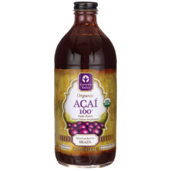 Organic Acai 100, 16 fl oz (473 mL) Liquid
