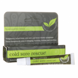 Cold Sore Rescue, 0.27 oz Lotion