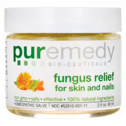 Fungus Relief for Skin and Nails, 2 fl oz (60 mL) Salve