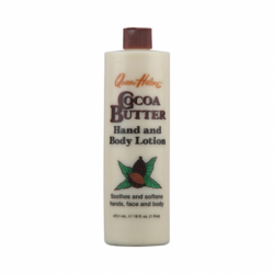 Cocoa Butter Hand And Body Lotion, 16 fl oz (473.1 mL) Lotion