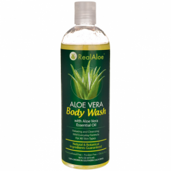 Aloe Vera Body Wash, 16 fl oz Liquid