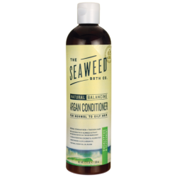 Natural Balancing Argan Conditioner Eucalyptus & Peppermint, 12 fl oz (360 mL) Liquid