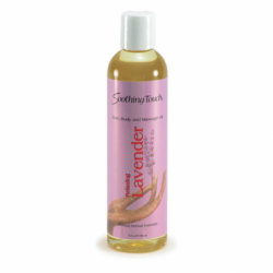 Bath, Body and Massage Oil  Lavender, 8 fl oz (236 mL) Liquid