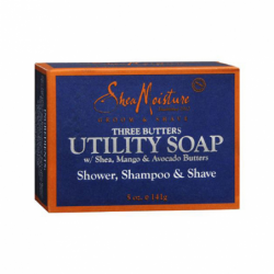 Three Butters Utility Soap, 5 oz (141 grams) Bar(s)