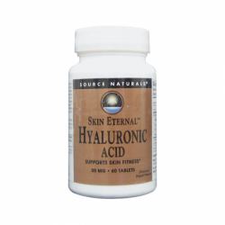Skin Eternal Hyaluronic Acid, 50 mg 60 Tabs