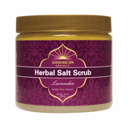 Herbal Salt Scrub...