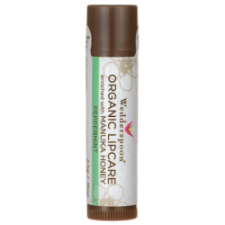 Organic Lipcare Enriched With Manuka Honey  Peppermint, 0.15 oz (4.5 grams) Stick(s)