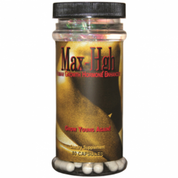 MaxHgh Human Growth Hormone Enhancer, 80 Caps
