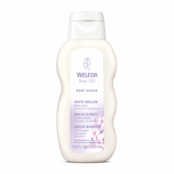 Baby Derma White Mallow Body Lotion, 6.8 fl oz (200 mL) Lotion