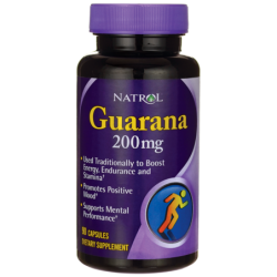 Guarana, 200 mg 90 Caps