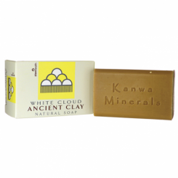Ancient Clay Natural Soap  White Cloud, 6 oz Bar(s)