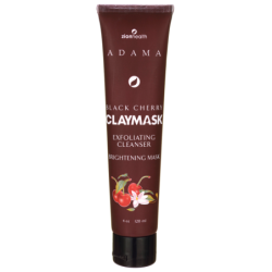 Black Cherry ClayMask Exfoliating Cleanser, 4 oz (120 mL) Cream