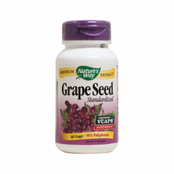 Grape Seed Standardized, 60 Vcaps