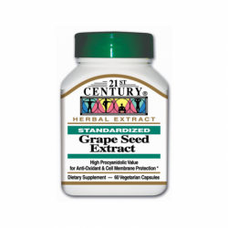 Grapeseed Extract, 100 mg 60 Veg Caps